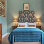 Blue Room - Double bed & ensuite